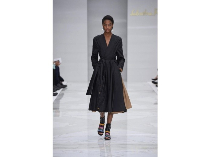 Ferragamo brilla en Fashion Week